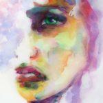 epoxy portret antoynette anema